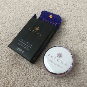 ⭐️NEW IN BOX⭐️ Tatcha Silk Canvas Primer | Mini